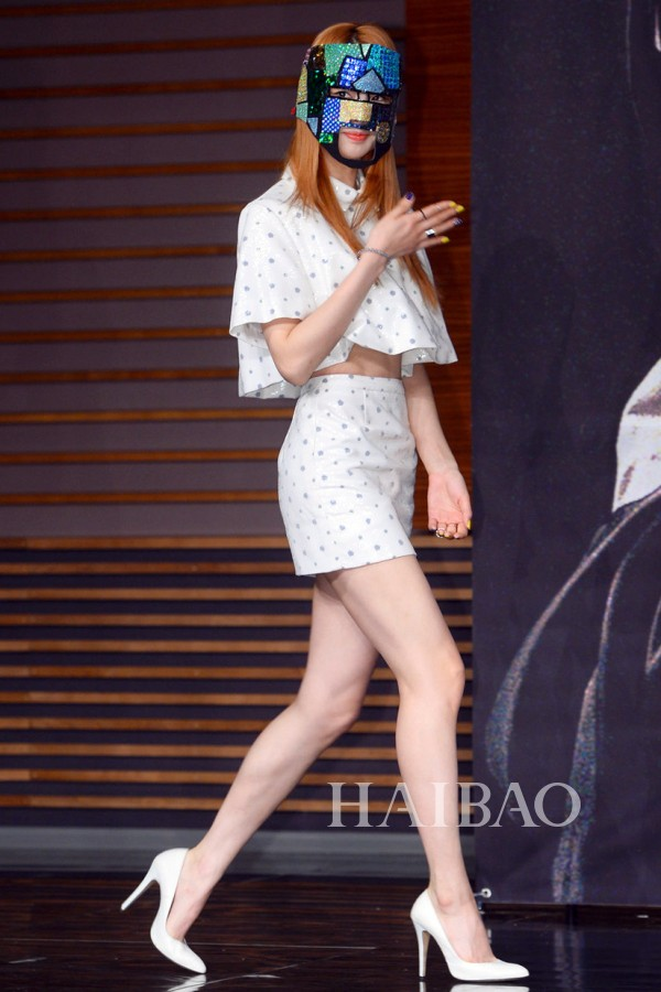 本期韩国女明星着装小结很简短