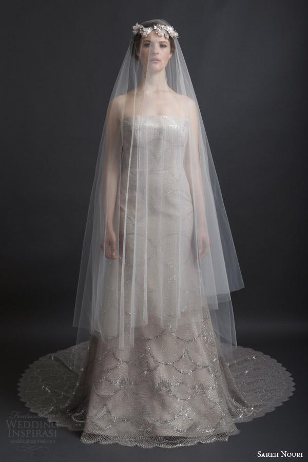 Sareh Nouri 2016春夏婚纱系列