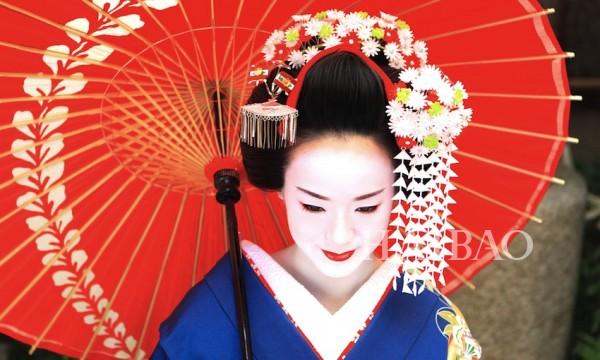 人体艺妓美�_从日本到欧美六十时代,哪种妆容最禁得起时光考验