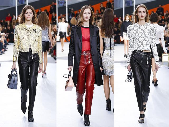 Louis Vuitton 2015秋冬