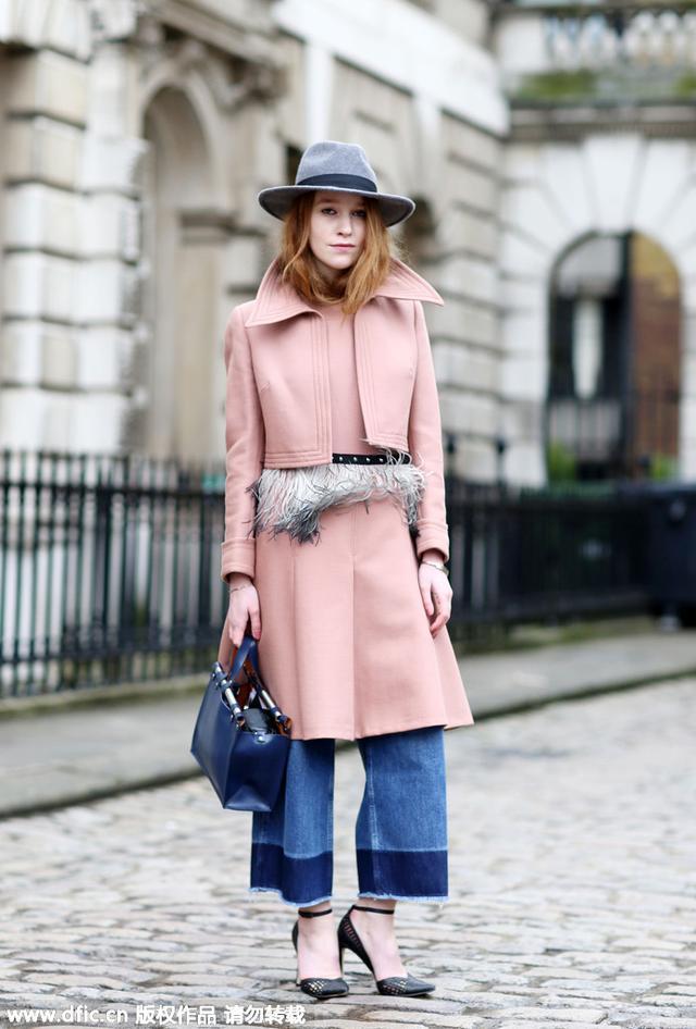 时装周街拍出镜率最高单品竟然是H&M这货!
