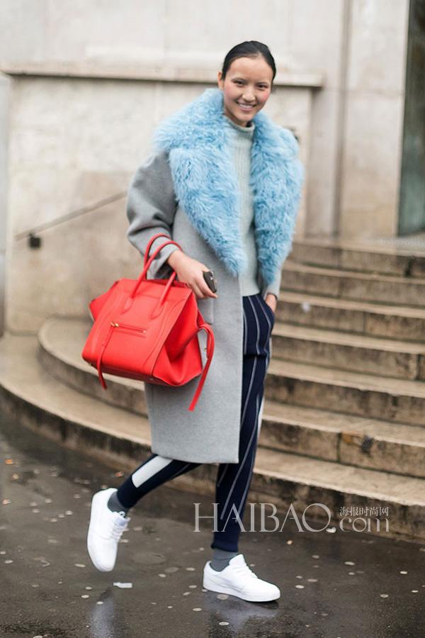 中国模特王路平