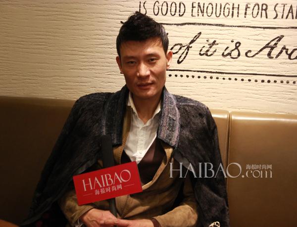 海报时尚网专访中国设计师Laurence Xu