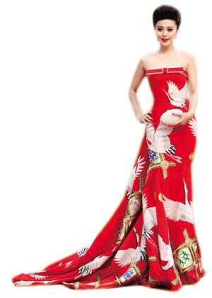 """服装资讯 设计动态 中国设计是什么尚无定论 但肯定不止""""龙凤"""""""