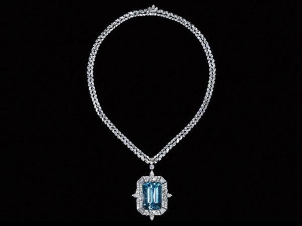 蒂芙尼2015「Blue Book」最新珠宝创作
