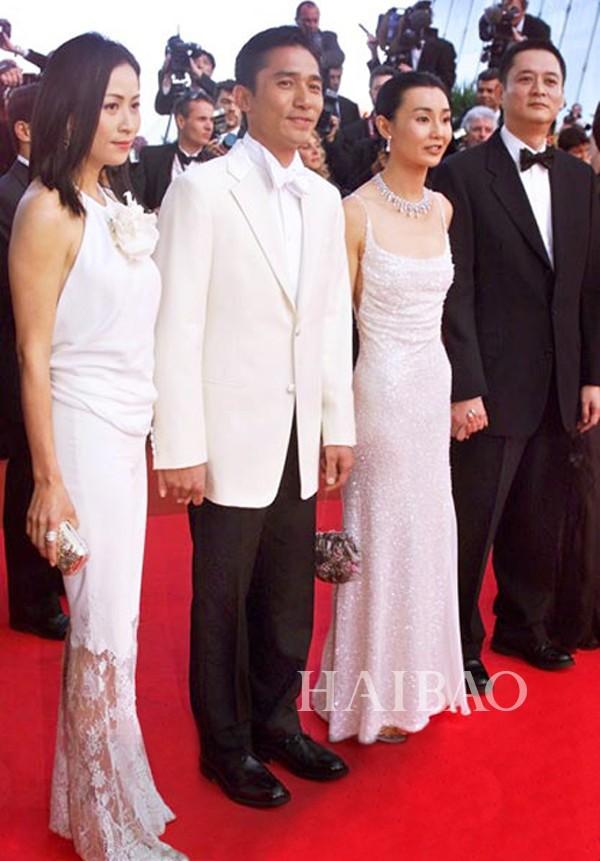 ...顾不同年代戛纳电影节华语明星红毯造型的变迁