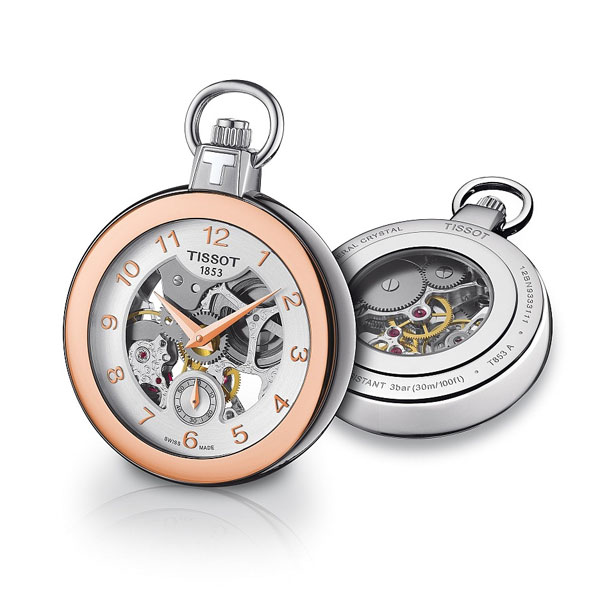 缅怀旧日时光:Pocket Watches当代怀表集评