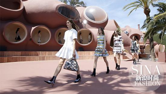 Dior-2016早春系列秀场