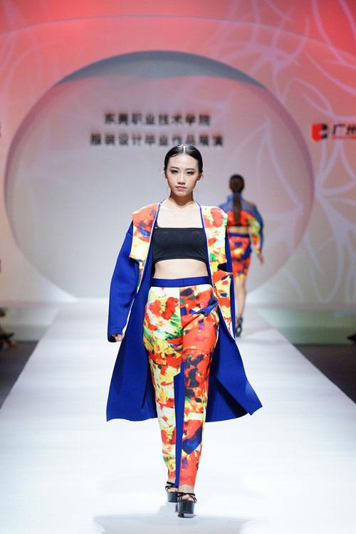 东莞职业技术学院服装设计毕业作品展演