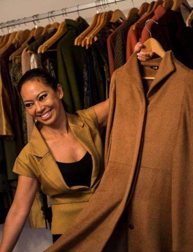 """一位秘鲁服装设计师的""""中国梦"""""""