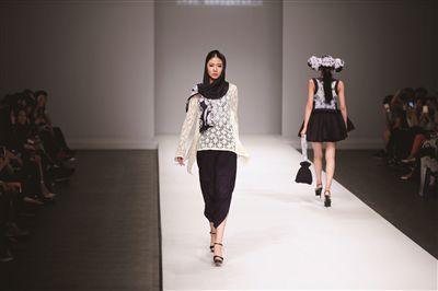 大學生時裝周成為推動服裝設計創新重要平臺
