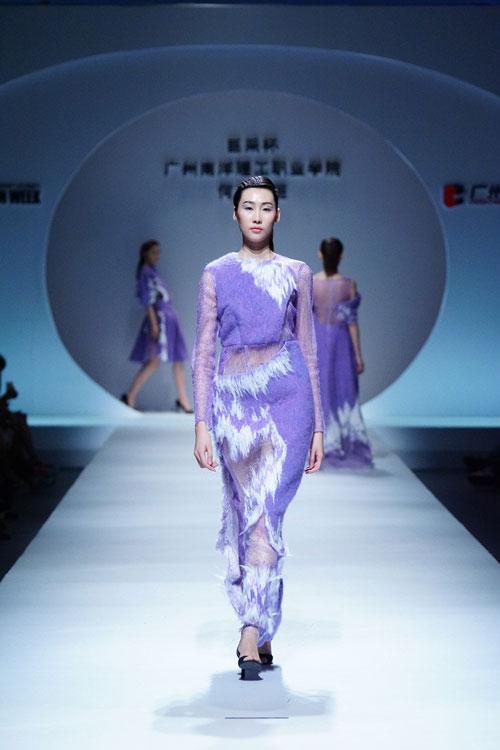 广州南洋理工职业学院服装设计毕业作品展演
