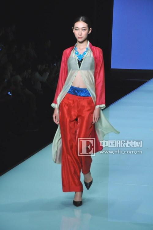 江南秀时装手绘图
