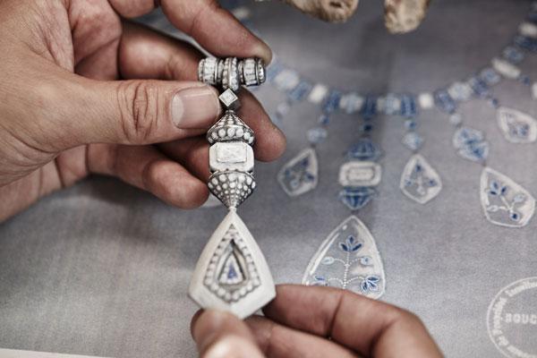 宝诗龙2015高级珠宝系列·第一篇章Jodhpur