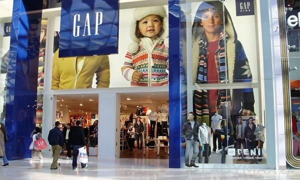 Gap集团业绩持续疲软 第二季度净利润暴跌34%