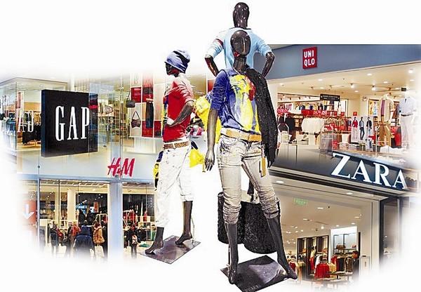 """十大国际快时尚""""降温""""?上半年新开店同比下降10%"""