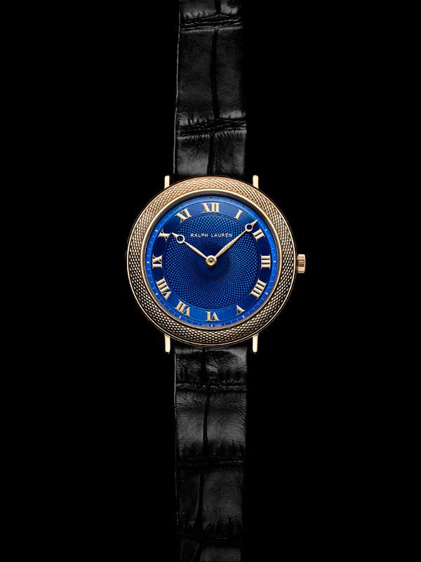 拉夫·劳伦推出假日新款Slim Classique 腕表