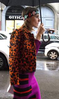 米兰时装周街拍