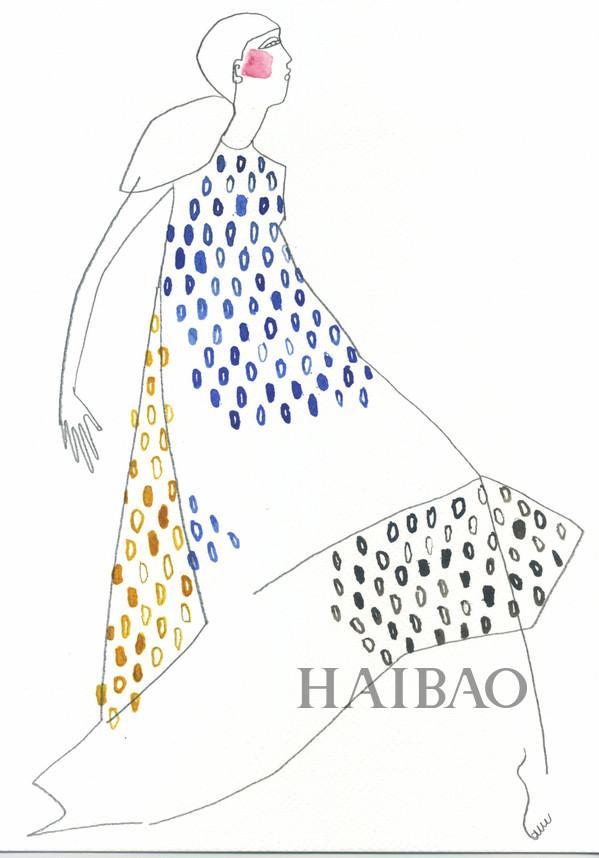 2016春夏米兰时装周设计师灵感解读 品牌:Ports 1961创意总监:Natasa Cagalj灵感解读:手工元素工业制服