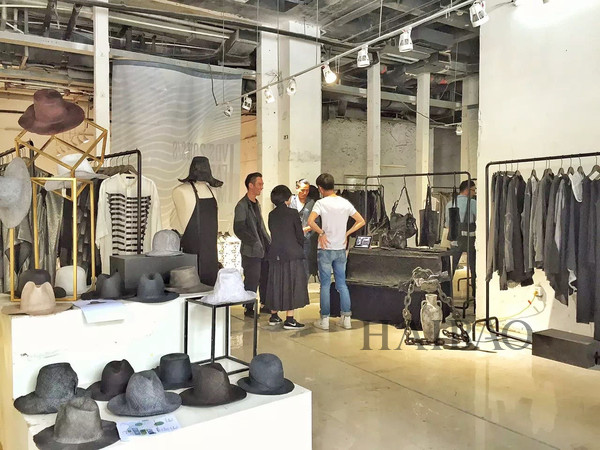 中国时尚指数设计师公告牌首发