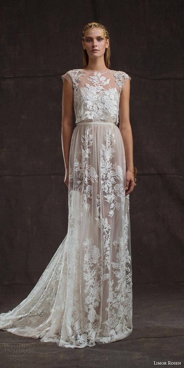 Limor Rosen 2016「珍宝」系列婚纱
