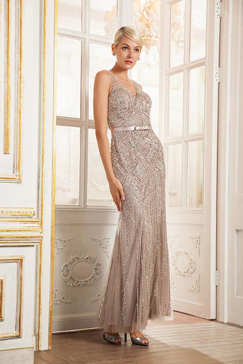 欧式古典裙子礼服