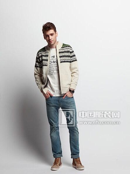 时尚男装保罗简新品:做个有风度的男士