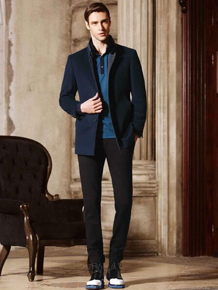 爱迪·丹顿男装:探索时尚生活的市场潜力