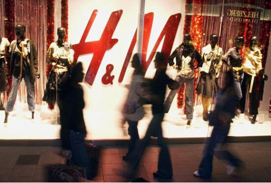 快时尚服装H M 增长放缓逊预期不敌Zara