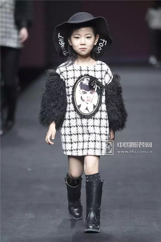让炫酷融入童年——jojo童装中国国际时装周之行