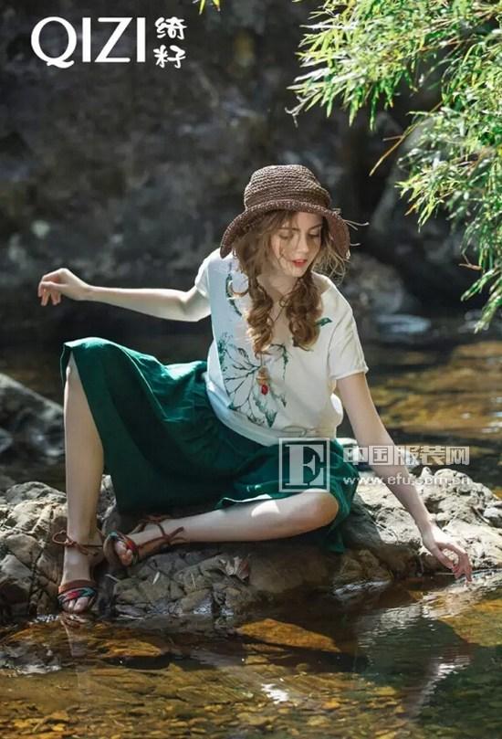 QIZI绮籽2016夏装新品--创意市集