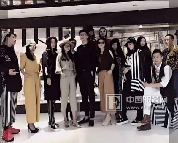 玛诗可公司时尚团队造型评选开始了!图片