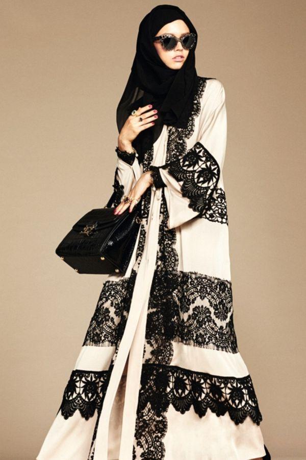 """穆斯林女装市场""""被盯"""",开启国际时尚化路线"""