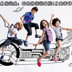 月度盘点:国内外童装品牌4月大事件