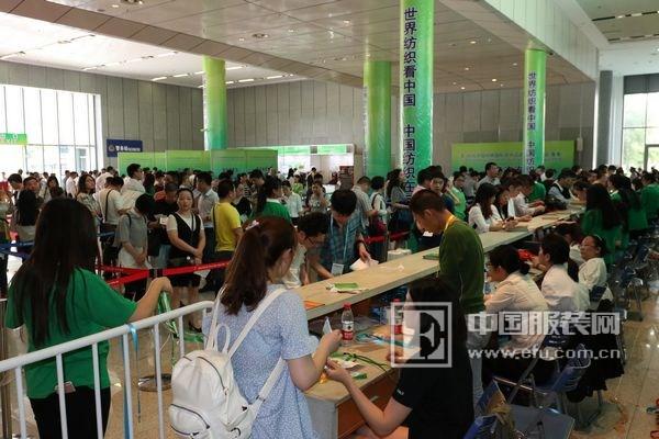 2016中国柯桥国际纺织品面辅料博览会(春季)隆重举行