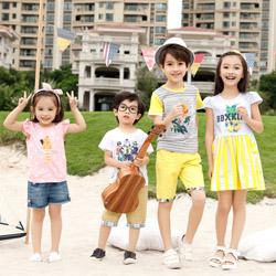 月度盘点:国内外童装品牌5月大事件