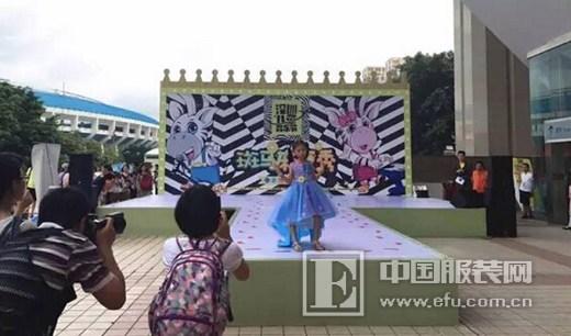 卡蔓受邀成为深圳儿童音乐节的特邀赞助商,为音乐节添加一道靓丽风景