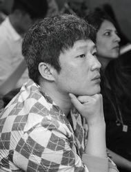 MING空间创始人姜铭明