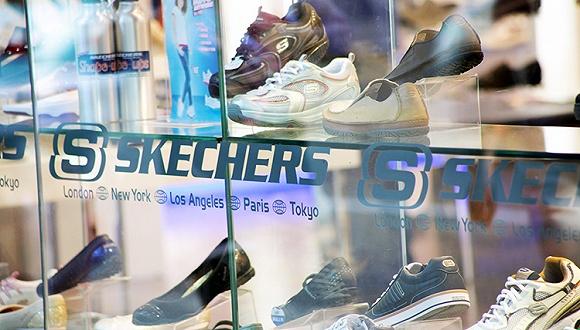 超过阿迪达斯 斯凯奇成美国第二大运动鞋品牌