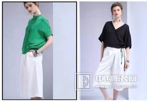 Blangah布兰雅时尚阔腿裤