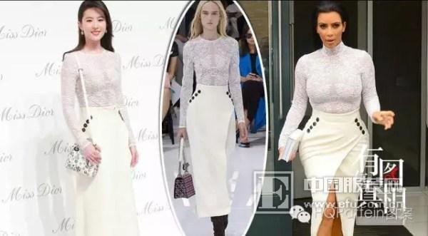 法国图案女装教你:选对体型,穿出时尚感!