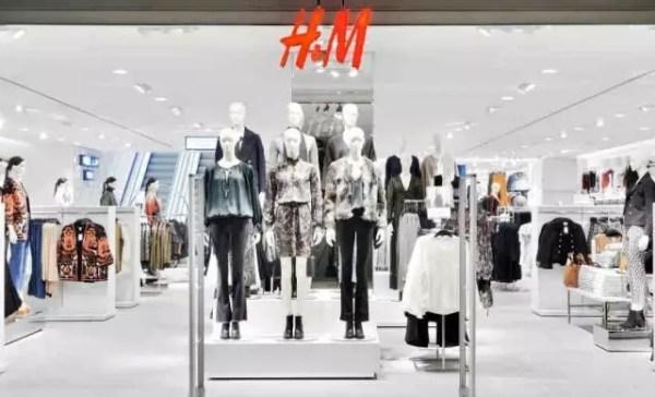 H&M的hm.com利润很高 是其重要收入来源