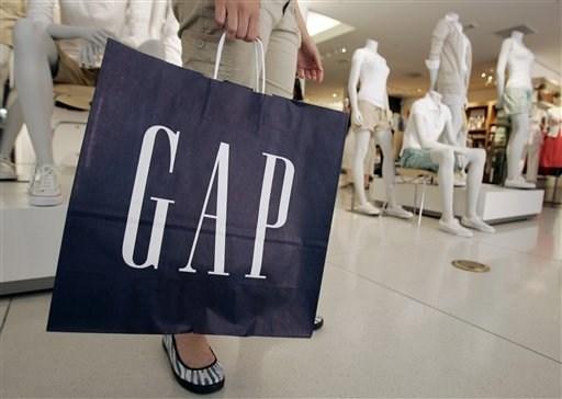 GAP布局全渠道战略 在中国市场试图扳回一局