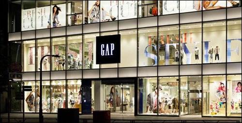 GAP6月销售增长超预期 集团股价一个月增长11%
