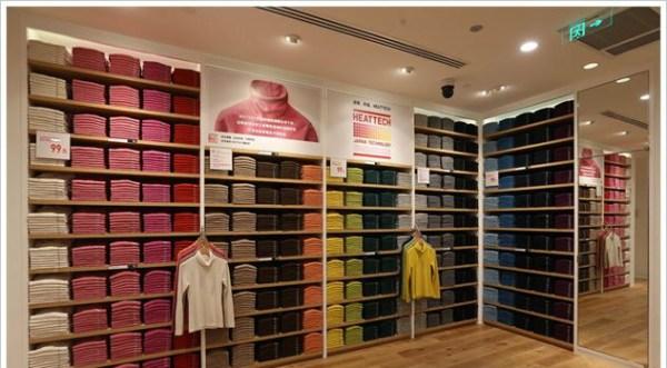 优衣库销售额提高了 但受降价和汇率影响其净利暴跌