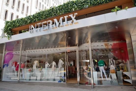 GAP4年前1.3亿买的买手店Intermix或许要关了