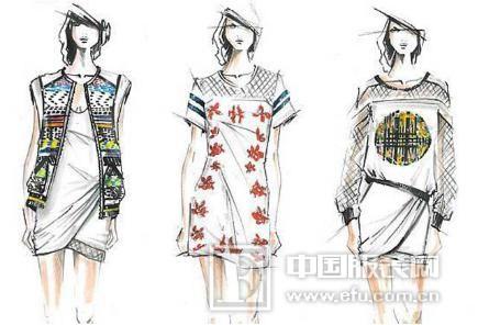 一件衣服的旅行 莎斯莱思Saslax时尚秀