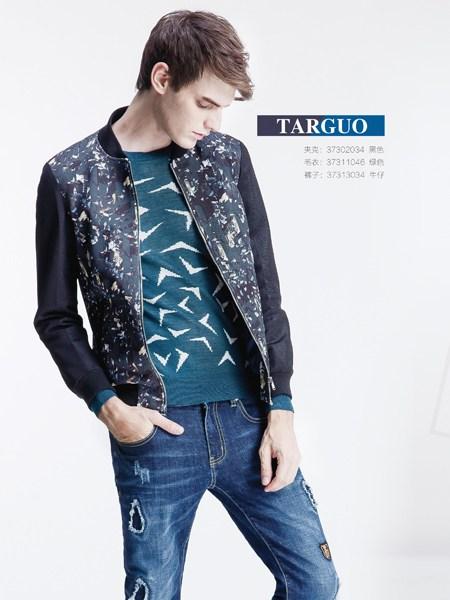 修身夹克,版型简约大气,修身有型,搭配针织衫,帅气又时尚.