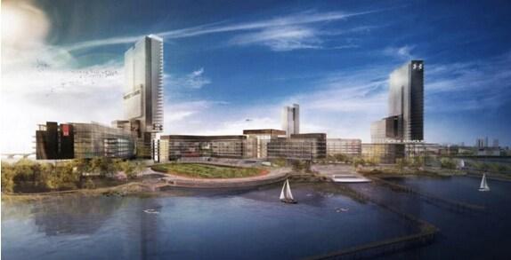 安德玛将在巴尔的摩建55亿美元的新总部