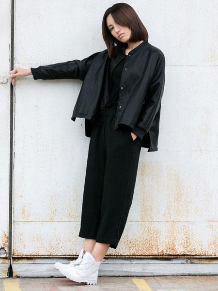 ybs设计师品牌黑色衣服时尚搭配来袭